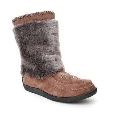 Muks Ayakkabı Taba
